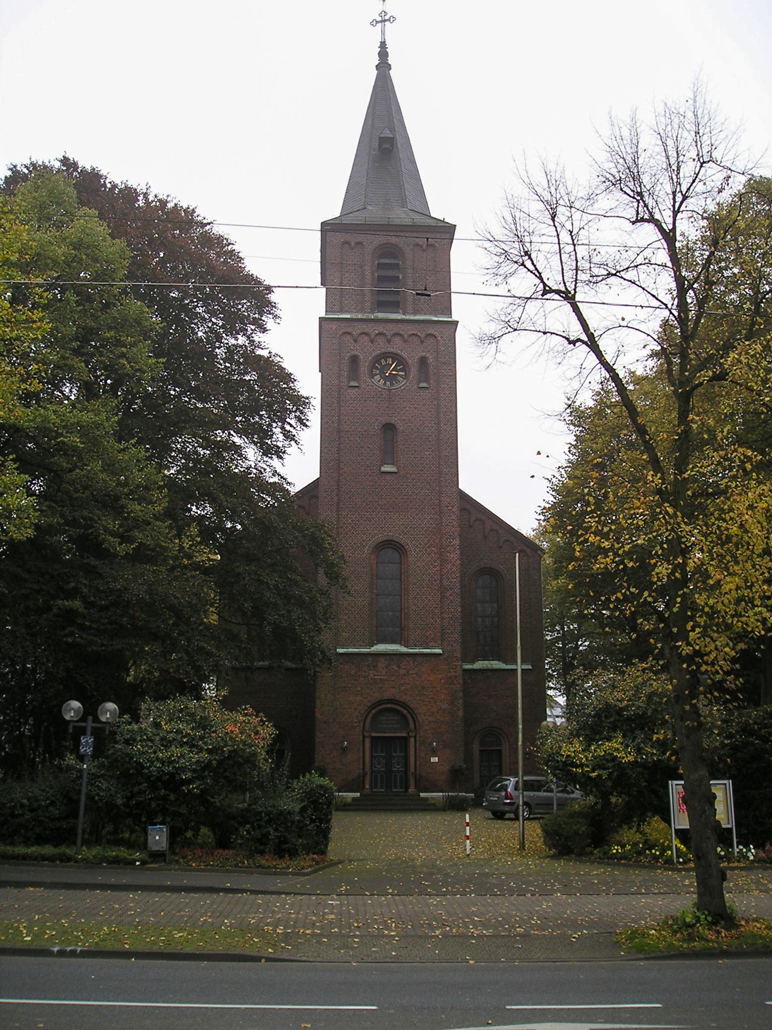 Evangelische Kirche Haan